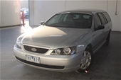 Unreserved 2004 Ford Falcon Futura BA MKII