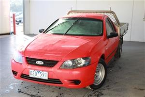 2007 Ford Falcon XL BF MKII Automatic Ca