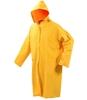 VOREL Rain Coat Size 2XL Zip/Stud Front Closure, 70% PVC, 30% Polyester. Bu