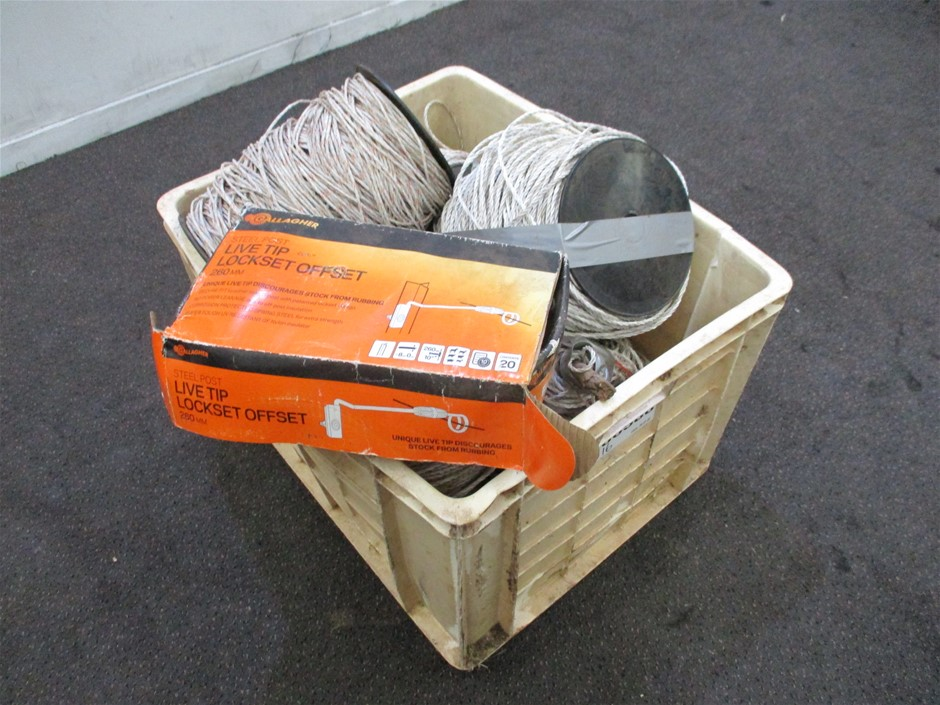 Qty of Electric Fence Ropes