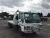 <p>1998 Isuzu NQR 4 x 2 Tilt Tray Truck</p>