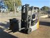 Unused Still RX50-16 3 Wheel Electric 1.6T  Forklift