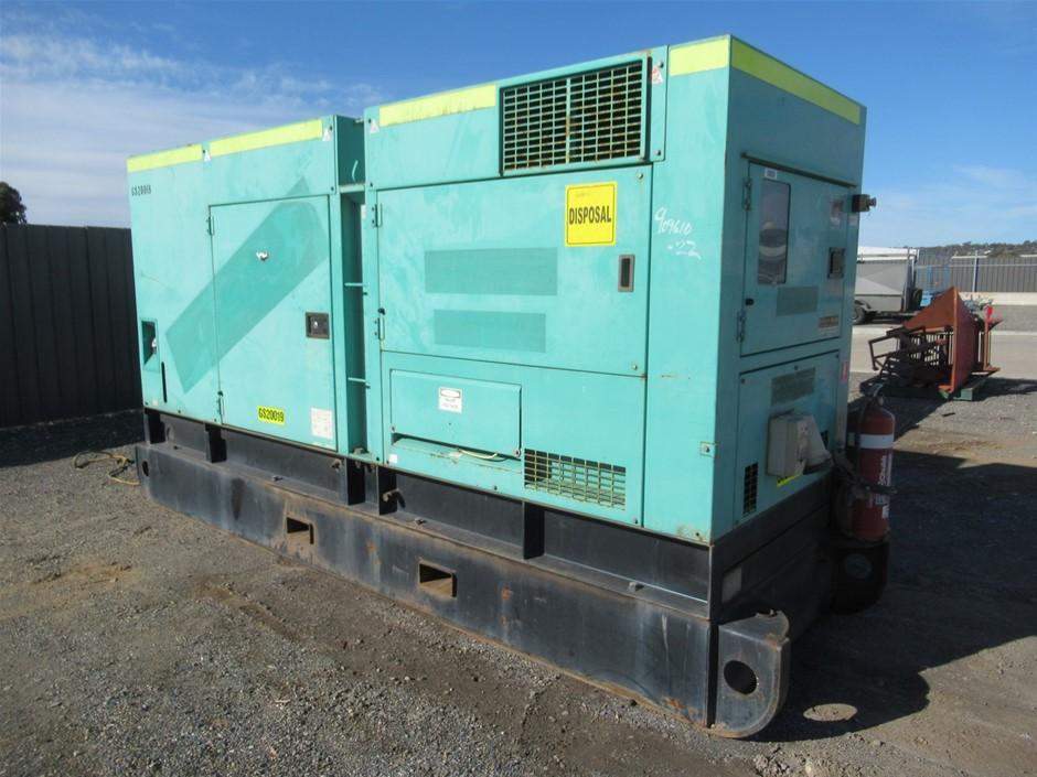 Nippon Sharyo NEA-1814 Generator Set