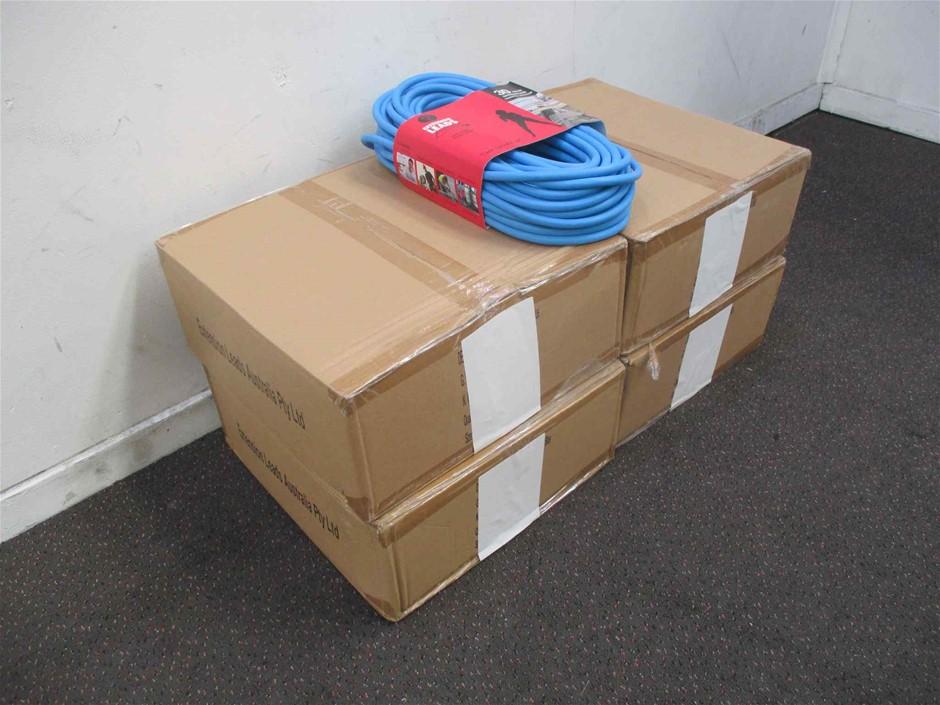 Extension Leads Aust 4 x Cartons of 30Mt Extension Leads H.D.