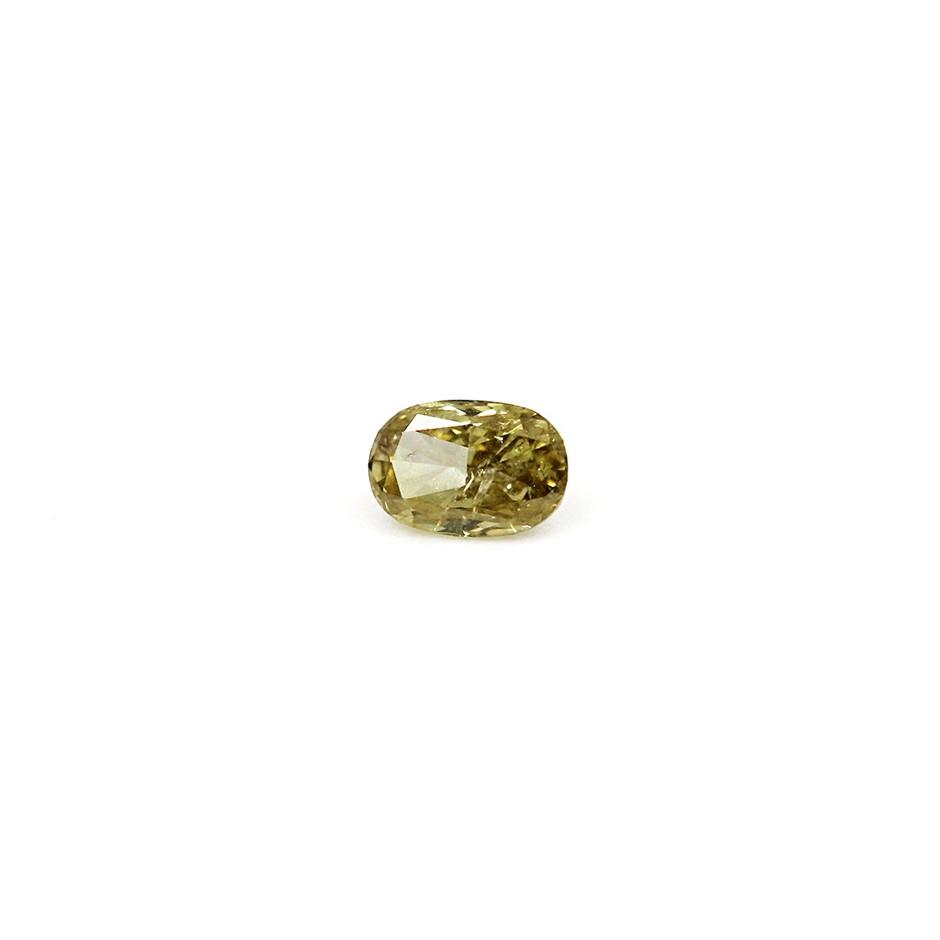 0.15 ct Fancy Yellow Diamond
