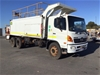 <p>2009 Hino FM500 6x4 Turbo Diesel Service Truck</p>