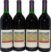 Cape Mentelle Marmaduke Shiraz 1999 (4x 750mL), Margaret River. Cork