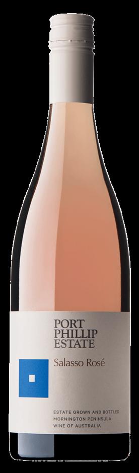 Port Phillip Salasso Rosé 2020 (6x 750mL). VIC.