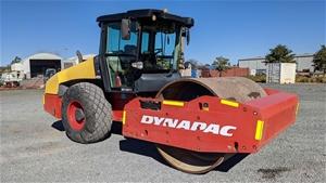 2012 Dynapac CA5000D Smooth-Drum Roller