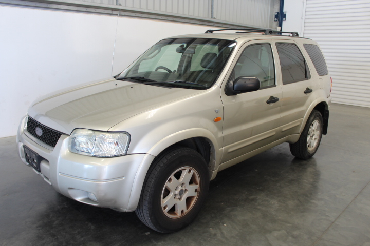 2004 Ford Escape Limited ZB Automatic Wagon