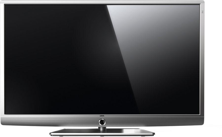 Loewe ART 60-inch Full HD 3D LED LCD TV (Black) (52437W85)