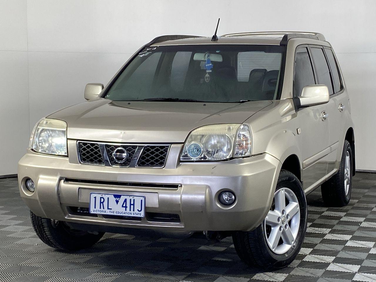 2004 Nissan X-Trail TI Luxury T30 Automatic Wagon