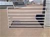 20x Goat Gal Panels, 7 rail, 1.25m(h),2.2m(l), 40x40