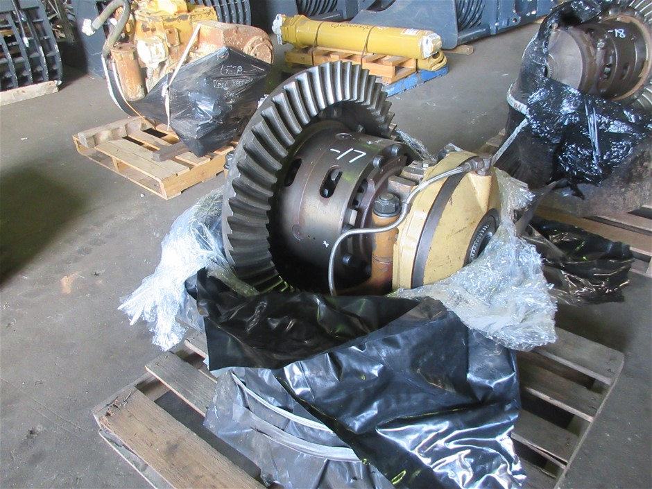 Caterpillar Front Differential to Suit 651B/657B Scraper