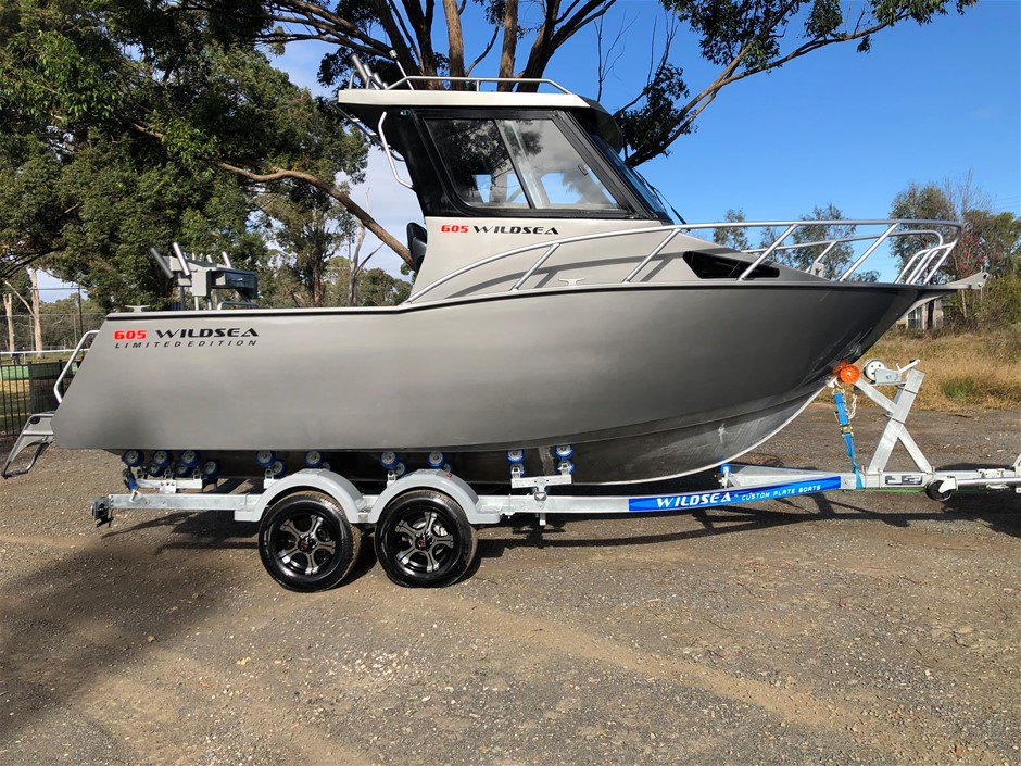 Boats For Auction Graysonline