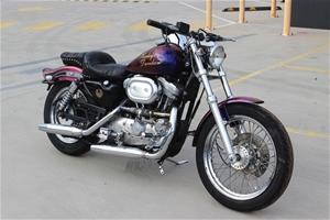 1988 Harley Davidson Sportster XLH1200 2