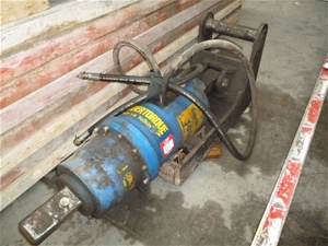 2007 may hydraulic hammer auger torque earth drill 30000 for Hydraulic auger motor for sale
