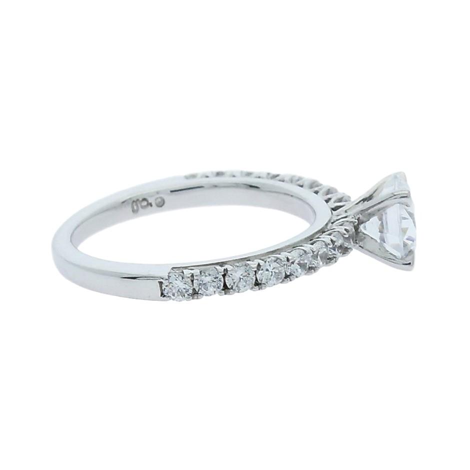 1.50 Carat Sterling Silver ring