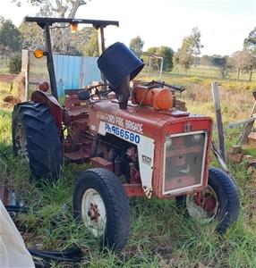 Hi 434 Diesel Tractor