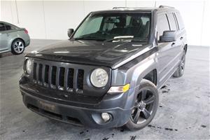 2014 Jeep Patriot Blackhawk LE MK CVT Wa