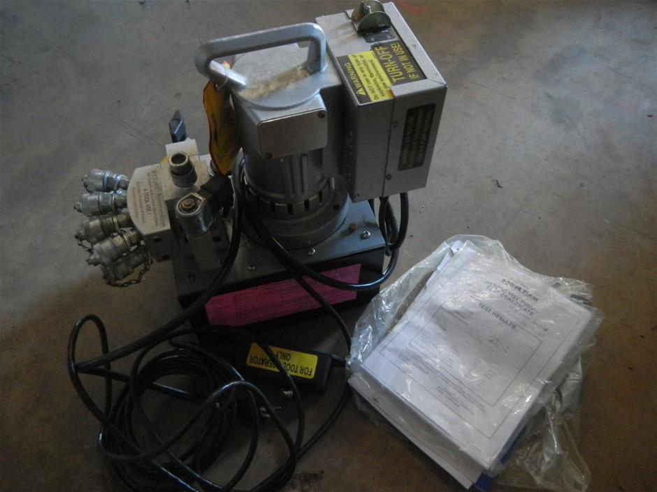 Hytorg 115V Pump