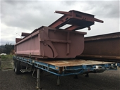 CIMC Custom Tipper Body and Chassis