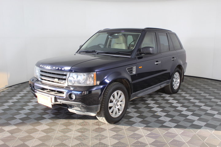 2005 Land Rover Range Rover Sport Turbo Diesel Automatic Wagon