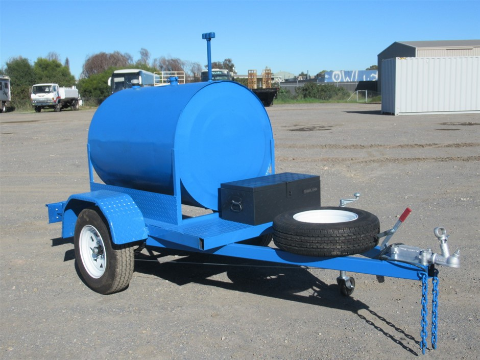 2020 Fuel Tanker - custom made (Pooraka, SA)