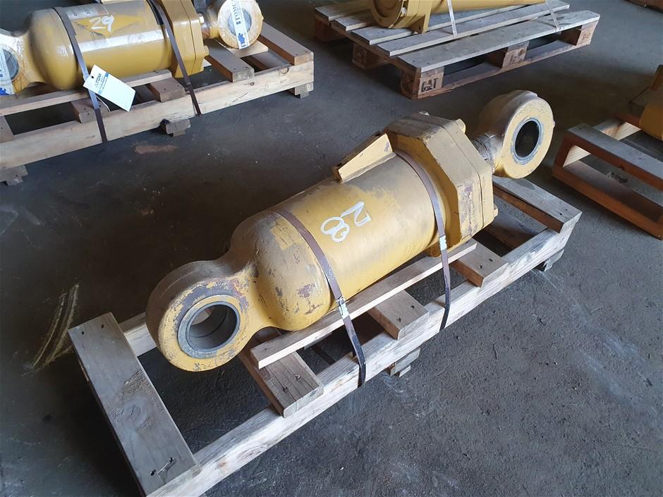 Caterpillar Cushion Hitch Load Cylinder