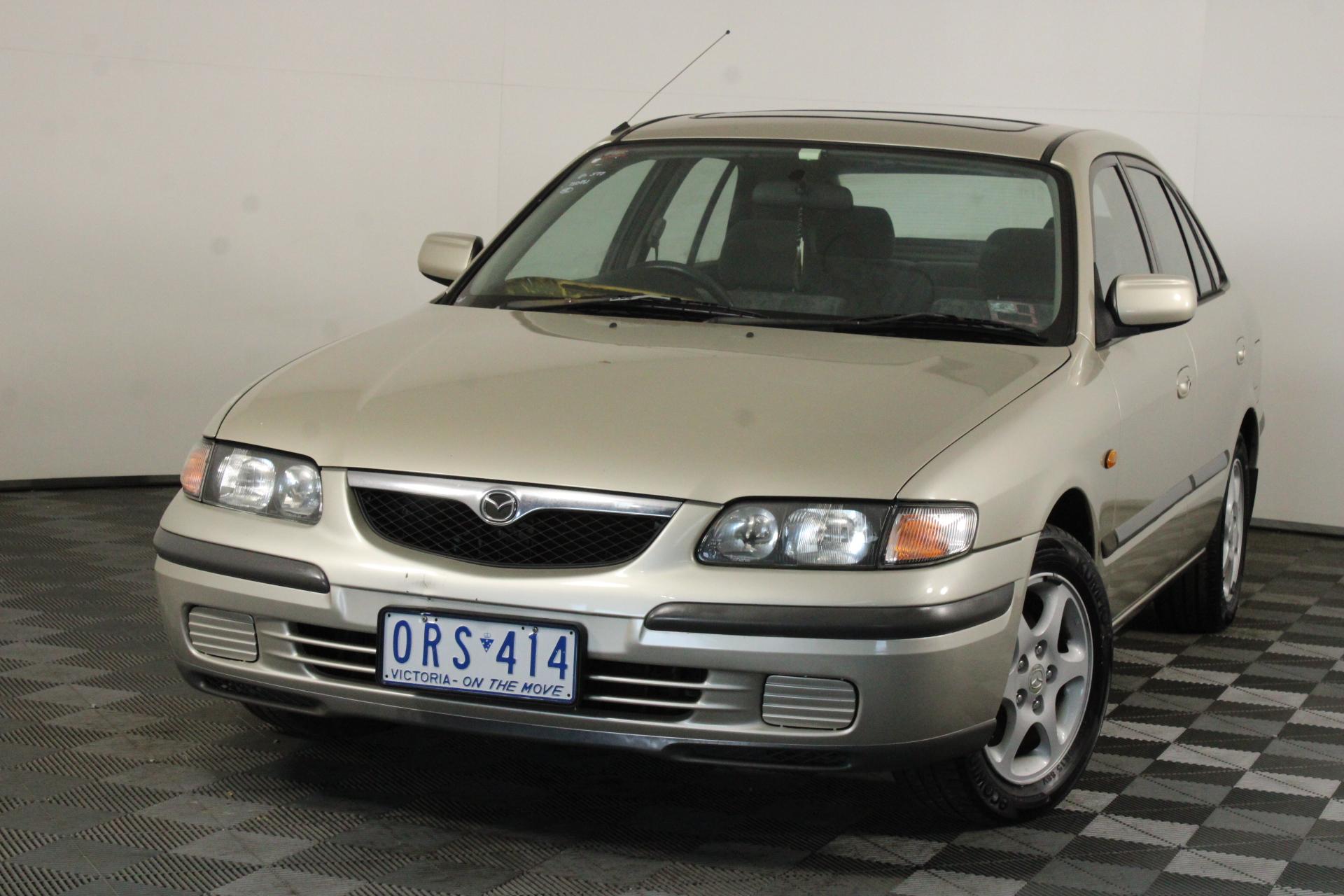 1997 Mazda 626 Luxury GF Automatic Hatchback