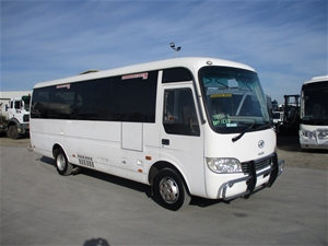 Higer R Series RWD Automatic Bus