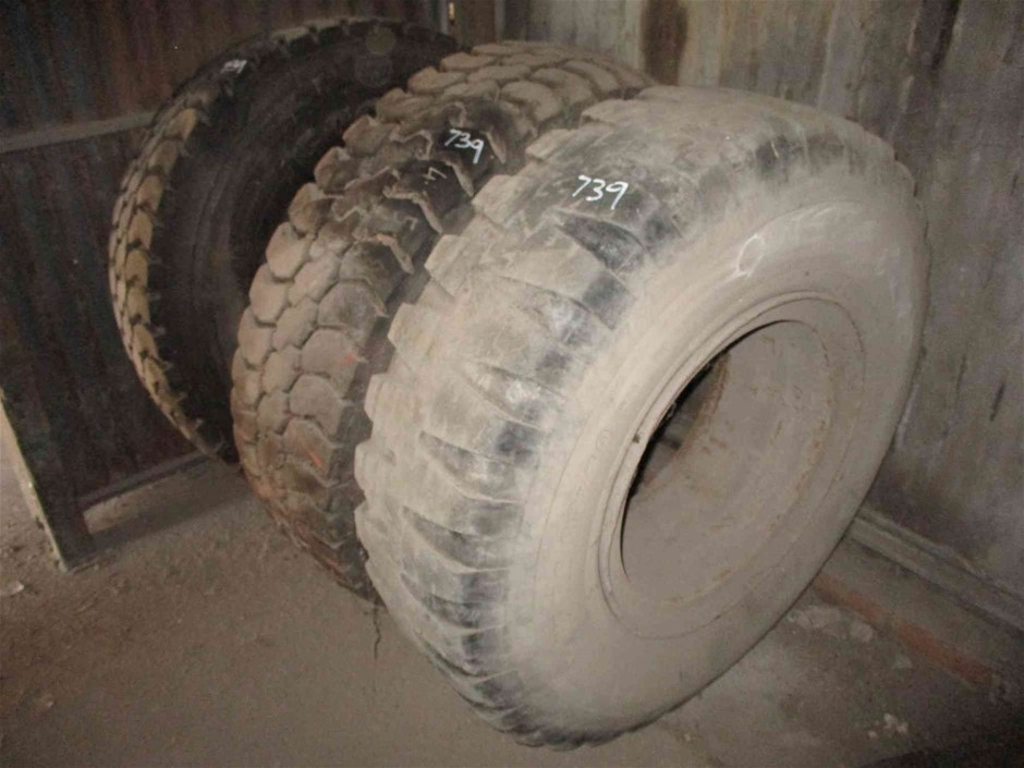 Off Road Truck Tyres
