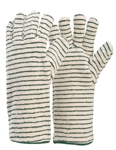 24 Pairs x Industrial Oven Gloves, Size