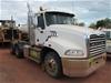 2015 Mack CMMT 6 x 4 Prime Mover Truck