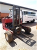2003 Moffet M2403W Truck Mounted Forklift