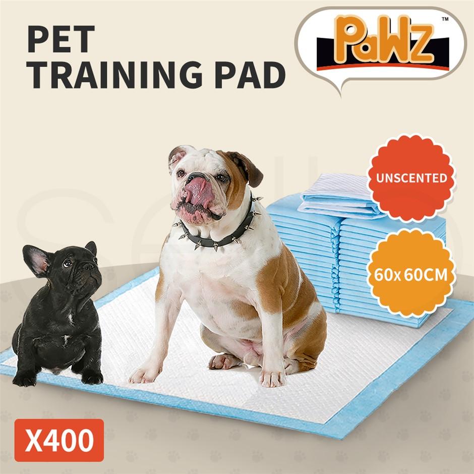 PaWz 400pcs 60x60cm Pet Dog Indoor Cat Toilet Training Pads Absorbent New