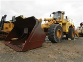 EOI - Wheel Loader, Excavators, Graders & Service Trucks