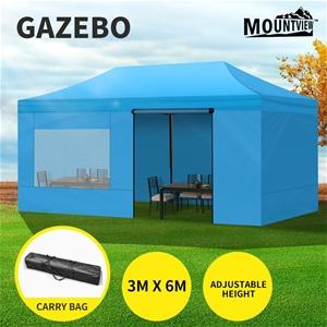 Mountview Gazebo Tent 3x6 Marquee Outdoo