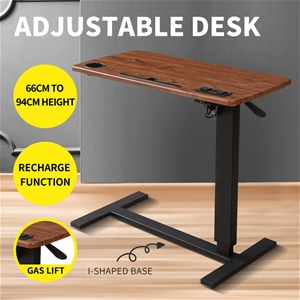 Adjustable Standing Desk Chargeable Offi