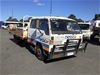 <p>1992 Mazda T4600 4 x 2 Tray Body Truck</p>