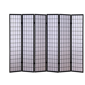 Levede 6 Panel Free Standing Foldable Ro