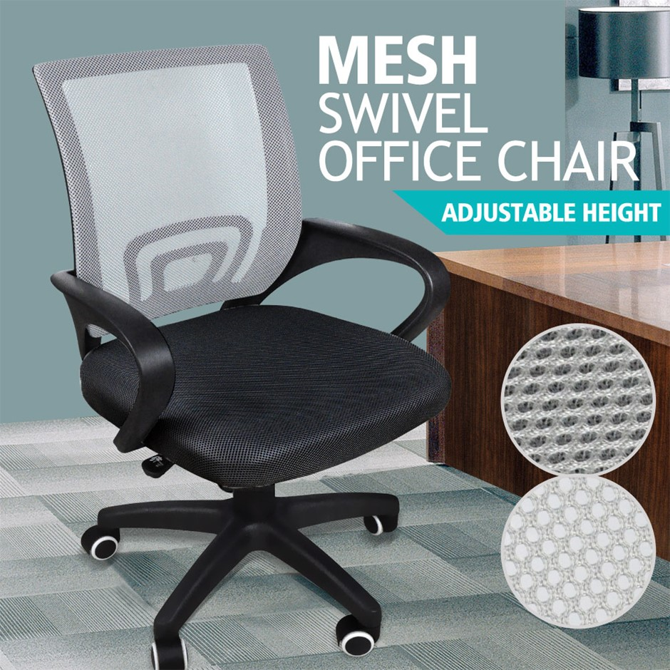 Office Chair Gaming Computer Chairs Mesh Executive Back Seating Study Seat