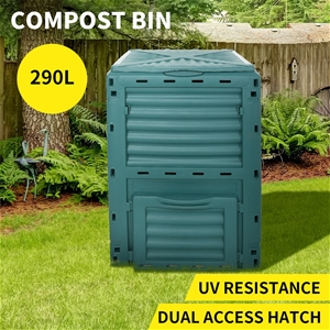 290L Compost Bin Food Waste Recycling Co