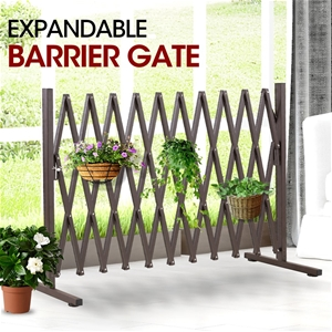 Expandable Metal Steel Safety Gate Trell