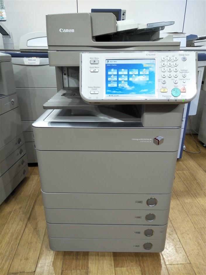 Canon imageRUNNER C5250 Photocopier