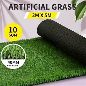 40MM Artificial Grass Synthetic 10SQM Pe