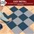 20x Carpet Tiles Commercial Grade Domestic Home Office 50x50cm