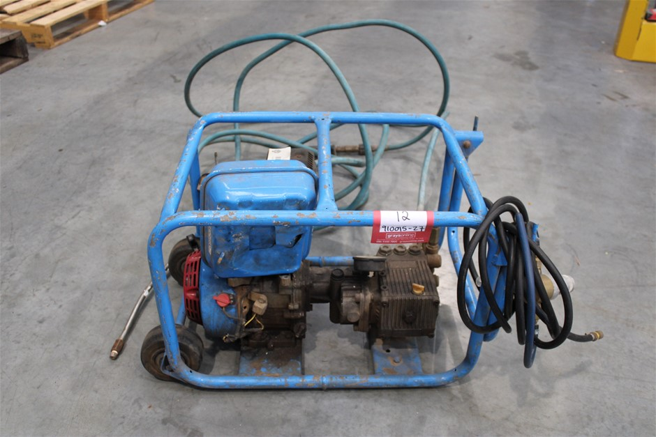 Pressure Cleaning Unit
