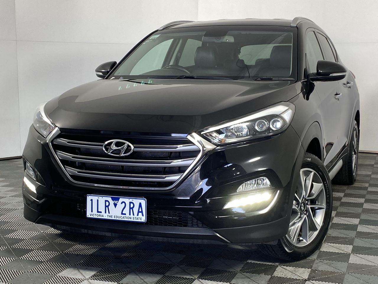 2017 Hyundai Tucson Elite FWD TL Automatic Wagon