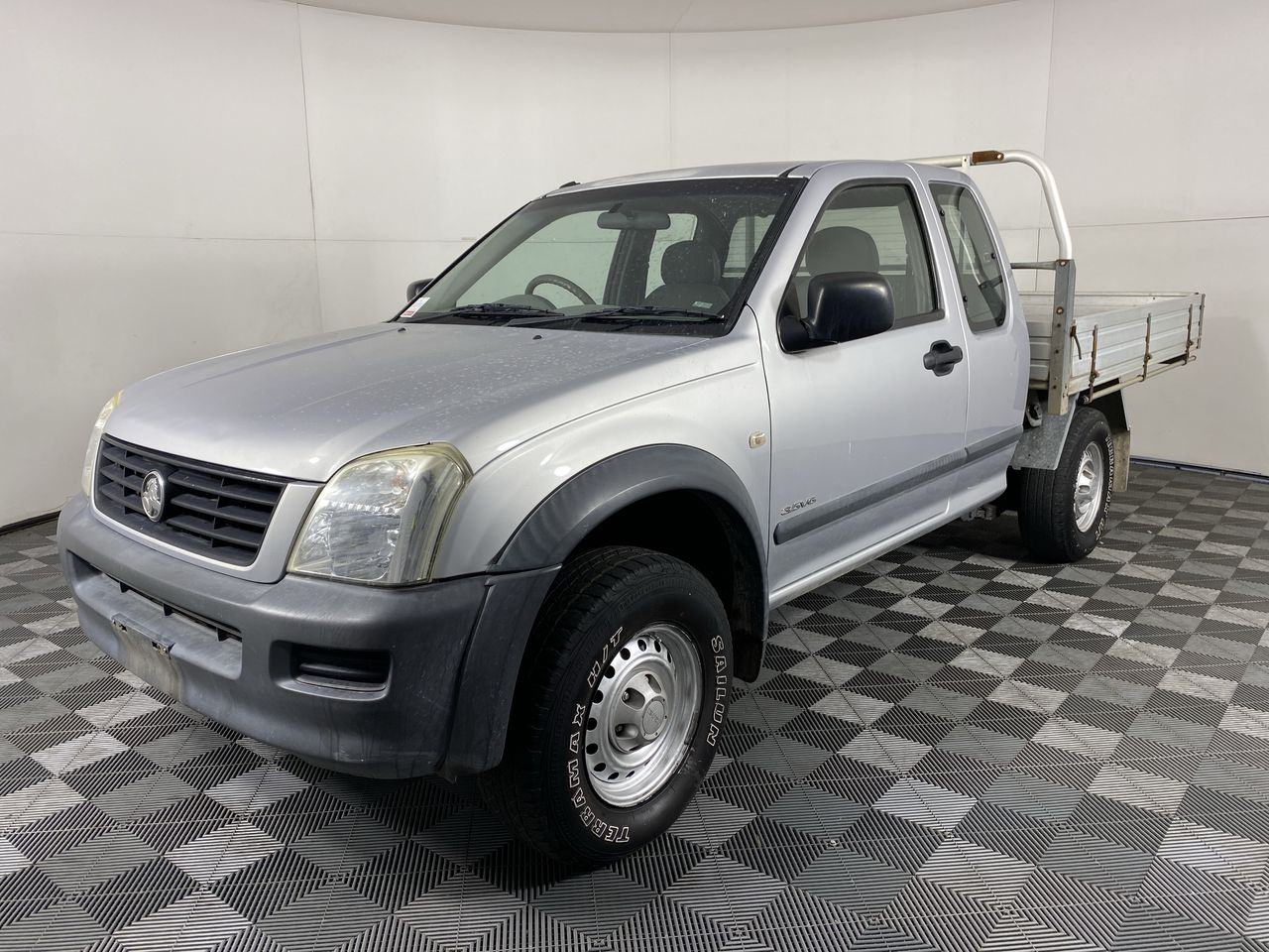 2005 Holden Rodeo LX RA Manual Ute